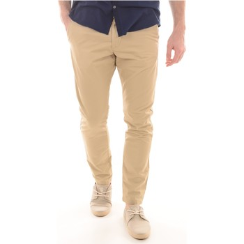 Vêtements Homme Chinos / Carrots Jack & Jones Chino Coton De Couleur Cody  - les BEIGES