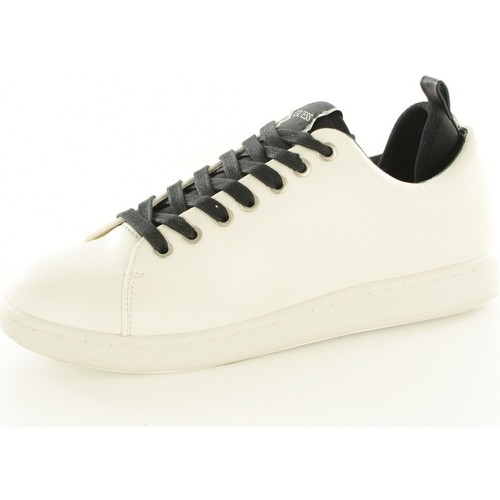 Chaussures Femme Baskets basses Guess Sneakers Unies Tendance Flran4  - Guess les BLANCS
