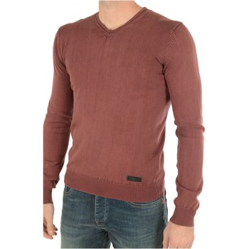 Vêtements Homme Pulls Biaggio Pull fines Mailles Coton Pazinas  - les ROUGES