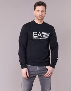 Vêtements Homme Sweats Emporio Armani EA7 TRAIN VISIBILITY Noir