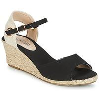 Chaussures Femme Sandales et Nu-pieds Spot on BONDER Noir