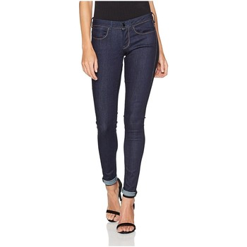 Vêtements Femme Jeans slim Guess Jegging Femme Cyan Bleu Bleu