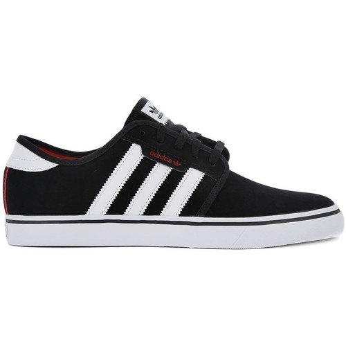 Chaussures Femme Baskets basses adidas Originals Seeley Noir