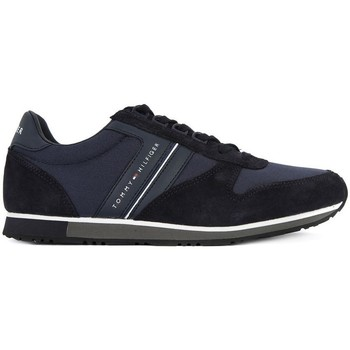 Chaussures Homme Baskets basses Tommy Hilfiger Maxwell Blue