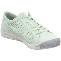 Chaussures Femme Baskets basses Softinos ICA388SOF Vert