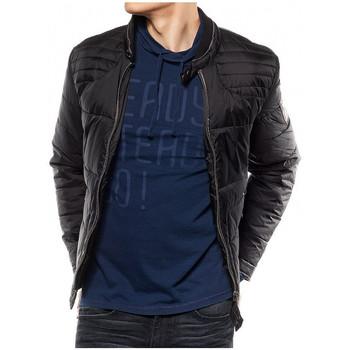 Vêtements Homme Doudounes Japan Rags Doudoune  Sepik h15 noir