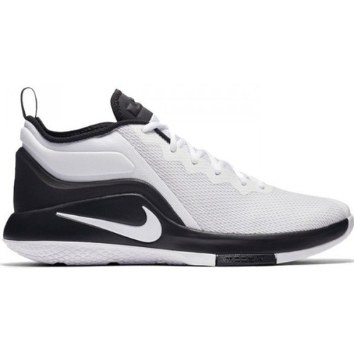 Chaussures Homme Basketball Nike Chaussure de Basketball  Zoom Lebron Witness 2 blanc pour homme 594