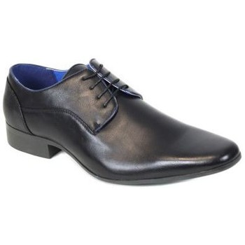 Chaussures Homme Derbies Kebello Chaussures ELO557 noir