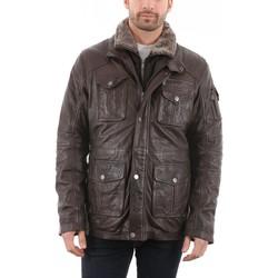 Vêtements Vestes en cuir / synthétiques Deercraft Lonan 2 Marron Marron