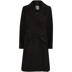 Vêtements Femme Trenchs Anastasia Envelopper le manteau d'hiver pour les femmes Blue