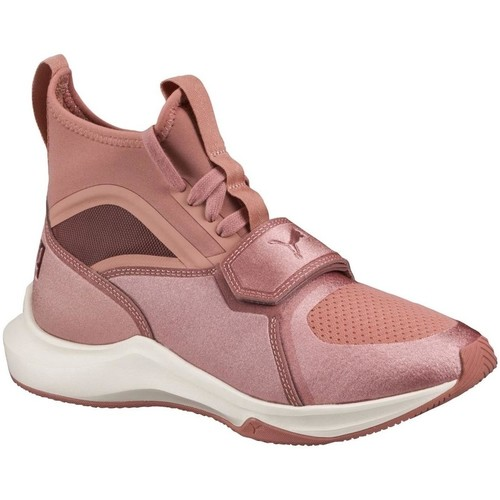 Chaussures Femme Baskets basses Puma 190818 rose