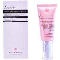 Beauté Femme Anti-Age & Anti-rides Figs & Rouge Avancé+invisible Pores Night Detox Serum 30ml 30 ml