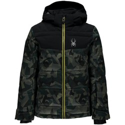 Vêtements Enfant Blousons Spyder Veste De Ski  Boy's Clutch Jkt Mini Guard Camo/black Camo