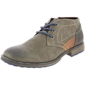 Chaussures Homme Boots Bm Footwear 3711305 gris