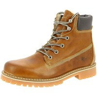 Chaussures Homme Boots Mustang 4873-602 cognac