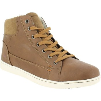Chaussures Homme Baskets montantes Bm Footwear 3715401 marron