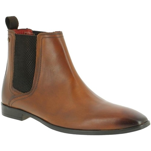 Base London guinea tan - Chaussures Botte Homme