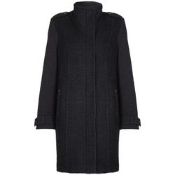 Vêtements Femme Doudounes Anastasia Femmes D`Hiver Manteau Black