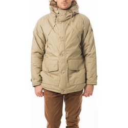 Vêtements Homme Manteaux Wrangler Parka The Blizzard  Beige Beige