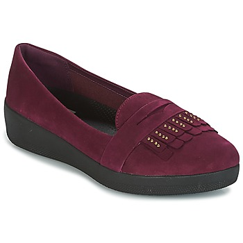 Chaussures Femme Ballerines / babies FitFlop LOAFER Violet