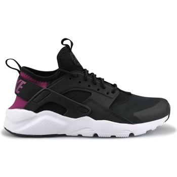 Chaussures Fille Baskets basses Nike Air Huarache Run Ultra Junior Noir Noir
