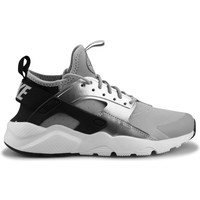 Chaussures Fille Baskets basses Nike Air Huarache Run Ultra Junior  847568-009 Gris