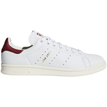 Chaussures Homme Baskets basses adidas Originals Basket  STAN SMITH - CQ2195 BLANC