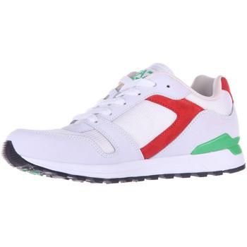 Chaussures Homme Running / trail Ea7 Emporio Armani Basket EA7 Emporio Blanc