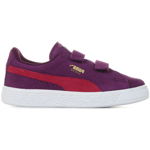 Baskets Puma Suede 2 Straps Ps YyDz9FNH