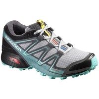 Chaussures Femme Multisport Salomon SPEEDCROSS VARIO W ON/BK/BUBBLE BL CHAUSSURES ON/BK/BUBBLE BI