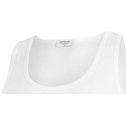 Vêtements Homme Débardeurs / T-shirts sans manche Impetus Marcel Cotton Organic blanc Blanc