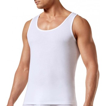 Vêtements Homme Débardeurs / T-shirts sans manche Impetus Débardeur homewear Cotton Organic blanc Blanc