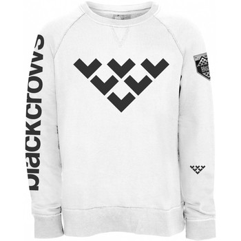 Vêtements Homme Sweats Black Crows Sweatshirt  Squadron White Blanc