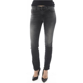 Vêtements Femme Jeans slim Diesel Jean Slim Stretch Sandy 676n  - les NOIRS