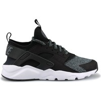 Chaussures Garçon Baskets basses Nike Air Huarache Run Ultra Se Junior Noir Noir