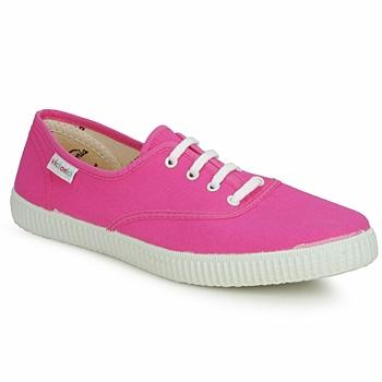 Chaussures Baskets basses Victoria 6613 FUCSIA
