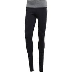 Vêtements Femme Leggings adidas Performance Tight Believe This High-Rise Heathered Noir