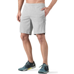 Vêtements Homme Shorts / Bermudas Reebok Sport Short Elements Jersey Gris