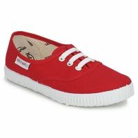 Chaussures Enfant Baskets basses Victoria 6613K Rouge