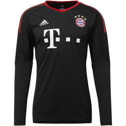 Vêtements Homme T-shirts manches longues adidas Performance Maillot Replica Gardien de but FC Bayern Munich Noir / Rouge / Blanc