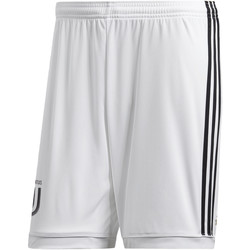 Vêtements Homme Shorts / Bermudas adidas Performance Short Juventus Domicile Replica Blanc / Noir