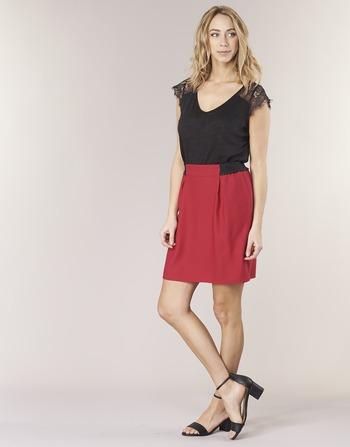 Katia Vêtements Naf Rouge Femme Jupes dCrxBoe