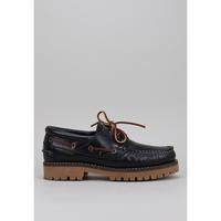 Chaussures Homme Chaussures bateau CallagHan 21910 bleu