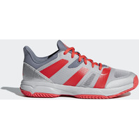 Chaussures Enfant Baskets basses adidas Performance Chaussure Stabil X JR Rouge / Argent