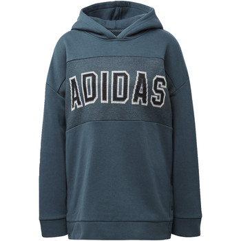 Vêtements Femme Sweats adidas Originals Sweat-shirt à capuche Adibreak Bleu