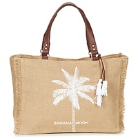 Sacs Femme Cabas / Sacs shopping Banana Moon ERIN MAHINA Naturel