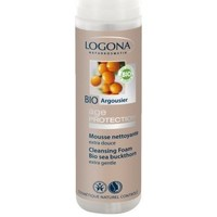 Beauté Femme Démaquillants & Nettoyants Logona Mousse nettoyante bio Age protection 70ml - parent