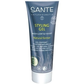 Beauté Femme Coiffants & modelants Sante Gel coiffant bio Fixation naturelle 50ml - parent