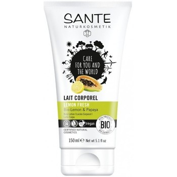 Beauté Femme Hydratants & nourrissants Sante Lait corps bio Lemon Fresh 150ml - parent
