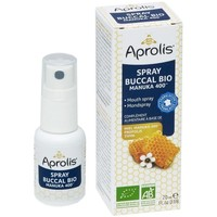 Beauté Femme Bio & naturel Aprolis Spray buccal bio Miel de Manuka 400, Propolis et Thym 20ml - parent